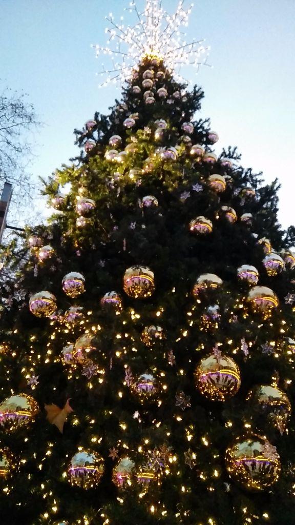 Der Countdown bis Weihnachten läuft!   Lichtfarbenspiel