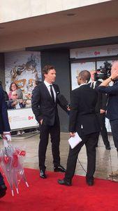 BAFTA 2017 Roter Teppich Benedict Cumberbatch