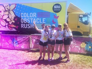 Color Obstacle Rush 2017