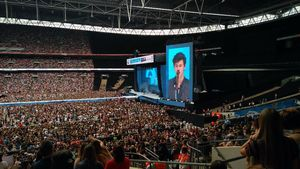 Shawn Mendes Summertime Ball Wembley Stadium