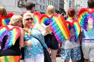 Pride In London Parade 2017