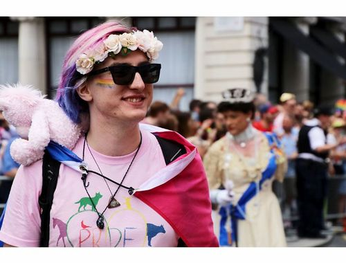 Pride in London Pride Parade 2017 FOTOFREITAG