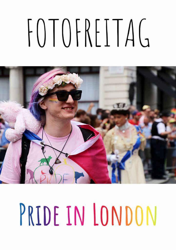 Pride in London Pride Parade 2017 FOTOFREITAG