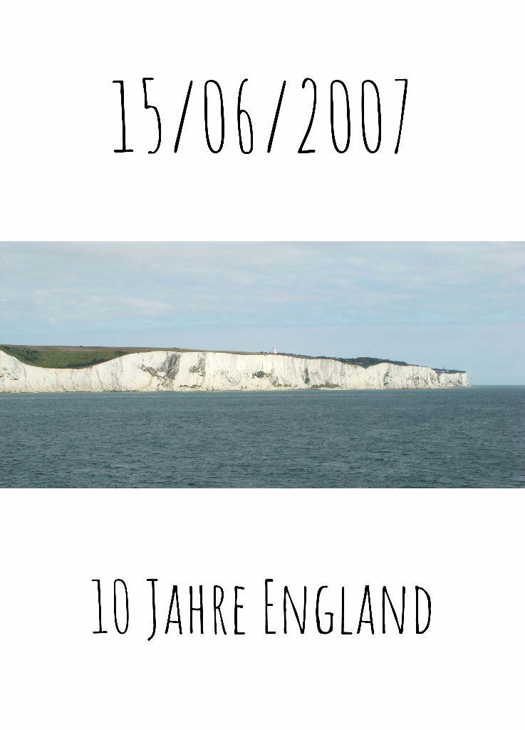 10 Jahre England