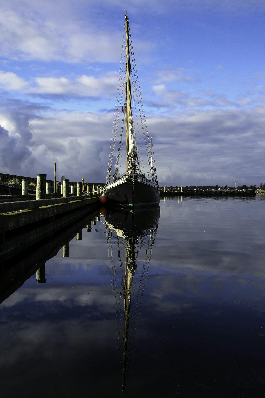 Whydah of Bristol - im Hafen von Greena, D'nemark