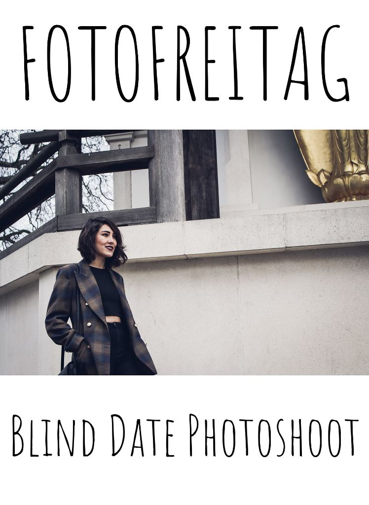Blind Date Photoshoot | FOTOFREITAG