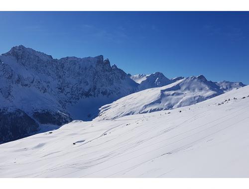 Auszeit in den Schweizer Alpen